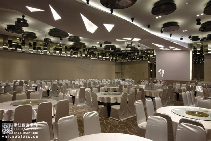 杭州宴会厅设计